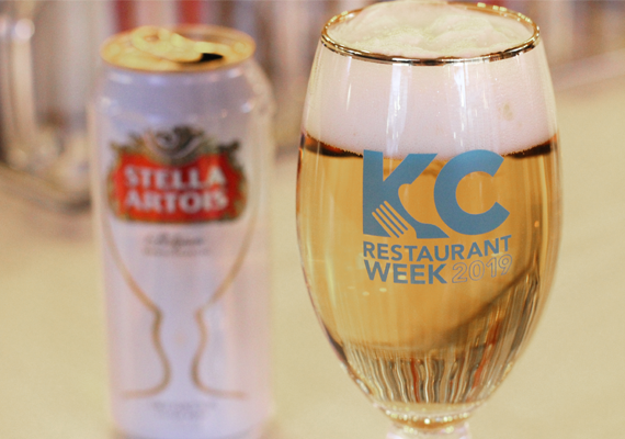 Restaurants Featuring Limited Edition KCRW Stella Artois Chalices