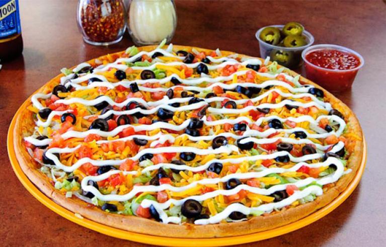Stone Canyon Pizza