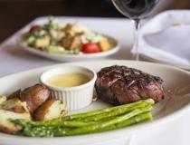 Jake S Steakhouse Restaurant Week Menu